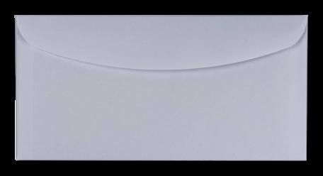 Envelop C5/6 11,4 x 22,9 cm Wit