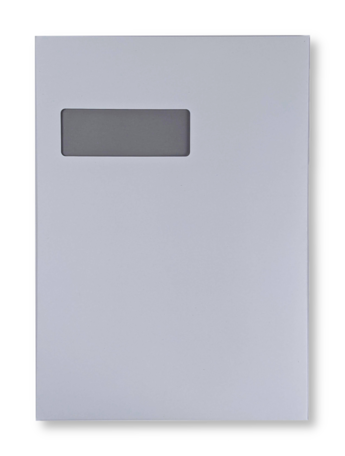 Pallet Vensterenveloppen - C4 - 22,9 x 32,4 cm | Wit