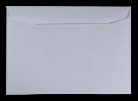 Envelop C4 22,9 x 32,4 cm Wit per doos