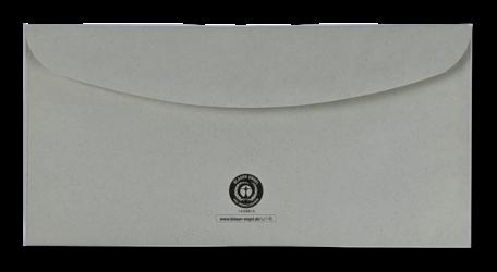 Envelop C5/6 11,4 x 22,9 cm Grijs per pallet