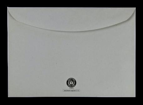 Envelop C5 16,2 x 22,9 cm Grijs per pallet