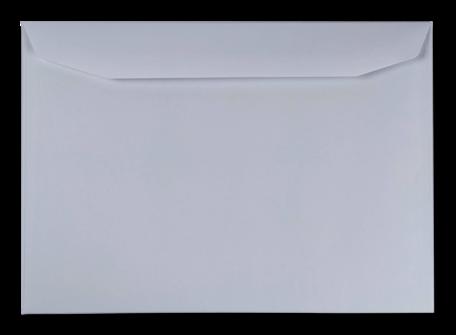 Envelop C4 22,9 x 32,4 cm Wit