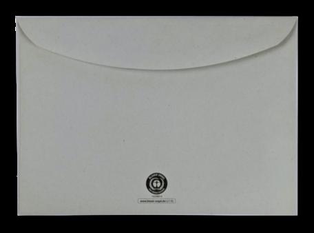 Envelop C5 16,2 x 22,9 cm Grijs per doos